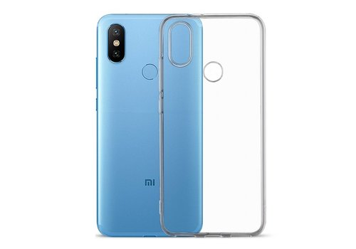 Colorfone CoolSkin3T Xiaomi Mi Play Transparant Wit