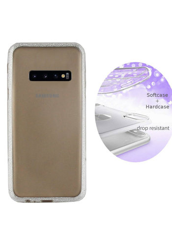 Colorfone Layer S10E Zilver
