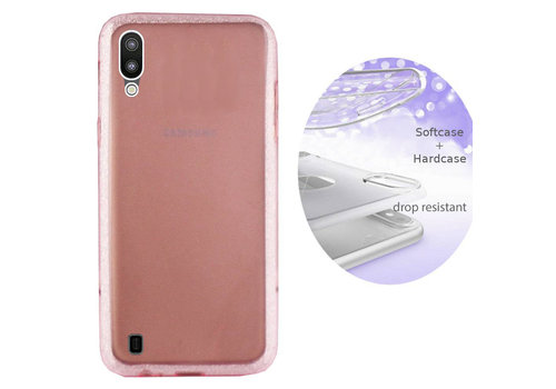 Colorfone BackCover Layer Samsung M10 Pink