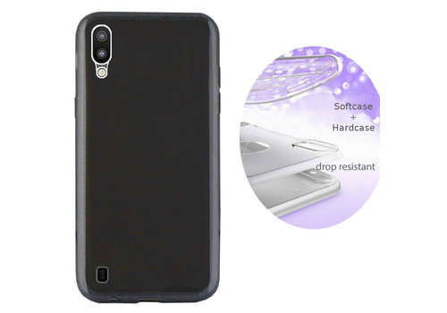 Colorfone BackCover Layer Samsung M10 Black
