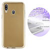Colorfone BackCover Layer TPU + PC Samsung M20 Goud