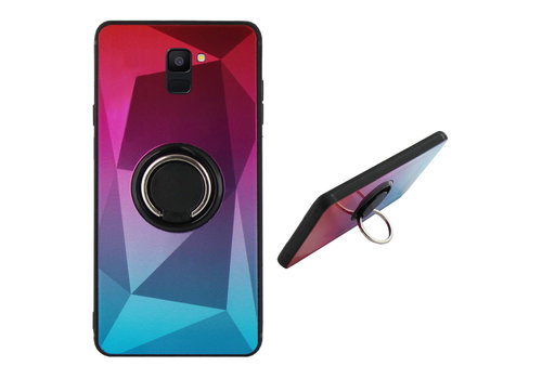 Colorfone Ring Aurora A6 2018 Pink+Blue