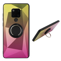 BackCover Ring Aurora voor Huawei Mate 20 Goud+Roze