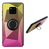 Colorfone BackCover Ring Aurora voor Huawei Mate 20 Pro Goud+Roze