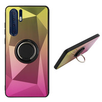 BackCover Ring Aurora voor Huawei P30 Pro Goud+Roze