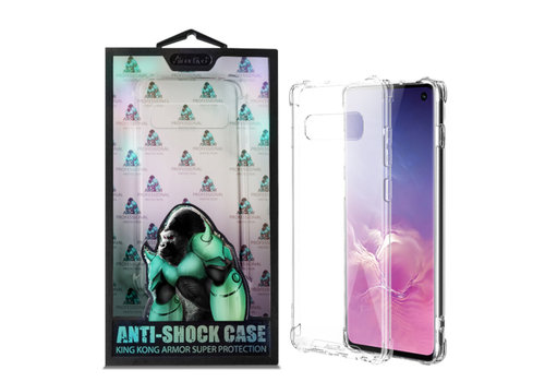 Atouchbo Backcover Anti-Shock Samsung S10E Transparant