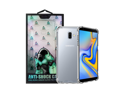 Atouchbo Backcover Anti-Shock Samsung J6 Plus Transparant