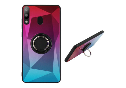Colorfone Ring Aurora A20/A30 Pink+Blue