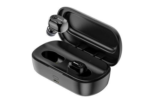 Baseus True Wireless Earphones W01 Schwarz