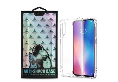 Atouchbo Backcover Anti-Shock Xiaomi MI 9 SE Transparent