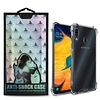 Atouchbo Backcover Anti-Shock TPU + PC for Samsung A20/A30 Transparent