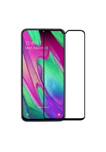 Colorfone Glas 2.5D A50 Transparent Schwarz