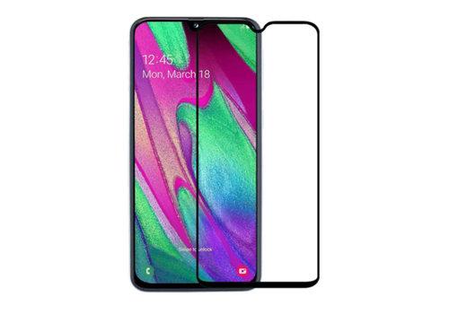 Colorfone Glass 2.5D A50 Transparent Black