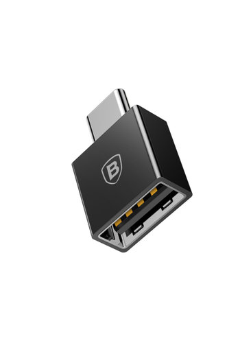 Baseus Adapter męski typu C na żeński USB