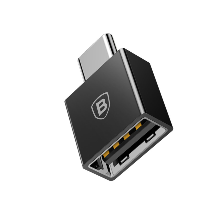 Adapter męski typu C na żeński USB