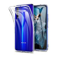 Hoesje CoolSkin3T voor Huawei Honor 20 Tr. Wit