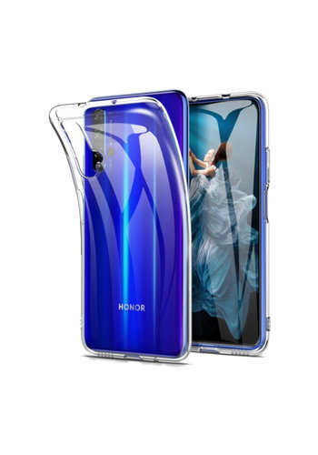 Colorfone CoolSkin3T Honor 20 Tr. Wit