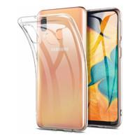 Pokrowiec Coolskin3T do telefonu Samsung A60 Transparent White