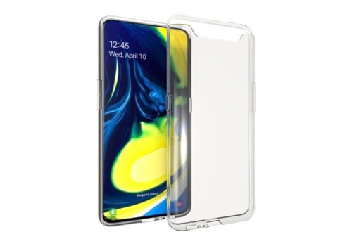 Colorfone Coolskin3T A80/A90 Transparant Wit