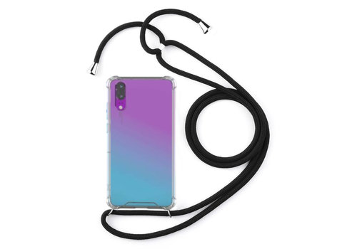 Colorfone Backcover Shockproof Cord A50 Transparent