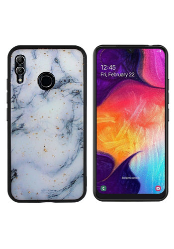 Colorfone Glitter Marble M20 Blauw