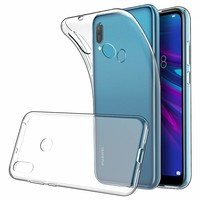 CoolSkin3T case for Huawei Y6 2019 Tr. White