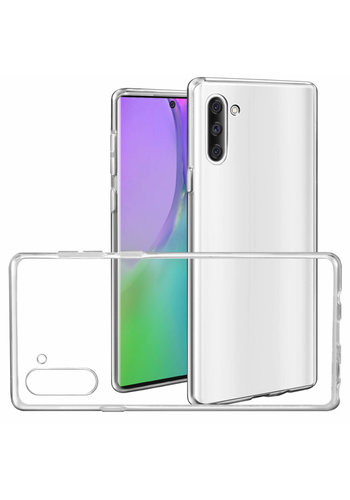 Colorfone CoolSkin3T Note 10 Transparentes Weiß
