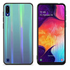 Colorfone BackCover Aurora Glass voor Samsung A10/M10 Blauw