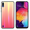 Colorfone BackCover Aurora Glass voor Samsung A10/M10 Oranje