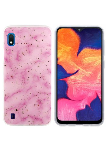 Colorfone Marble Glitter A10/M10 Roze