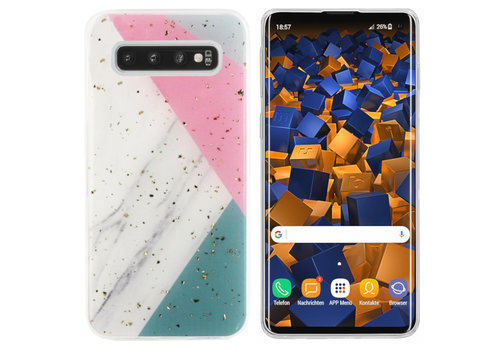 Colorfone Marmor Glitter S10 Plus Grau