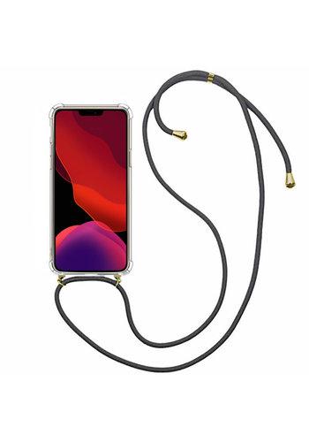 Colorfone Wstrząsoodporny przewód iPhone 11 Pro (5,8) Przezroczysty
