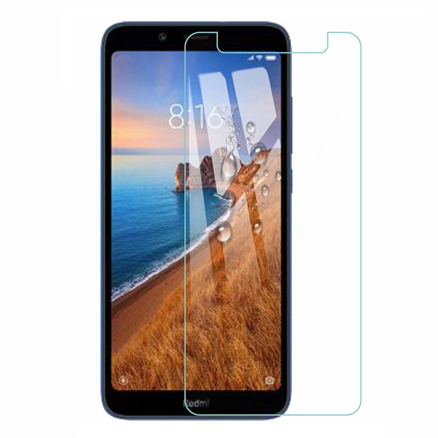 Tempered Glass voor Xiaomi Redmi 7A