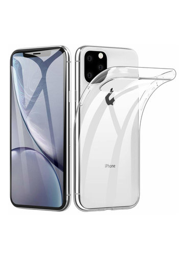 Colorfone CoolSkin3T iPhone 11 Pro Max (6.5) Tr. Wit