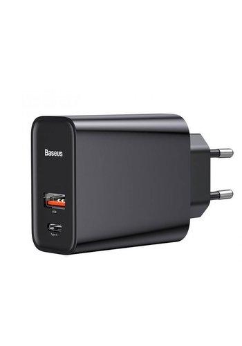 Baseus Speed Quick charger C + U 30W