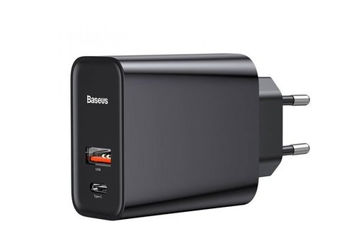 Baseus Speed Quick charger C+U 30W