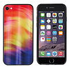 Colorfone BackCover Aurora Glass voor Apple iPhone SE 2020/8/7 Paars