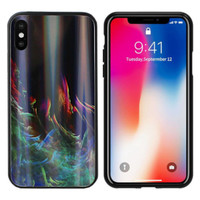 BackCover Aurora Glass do Apple iPhone Xs Max Green