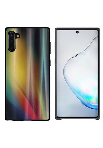 Colorfone Aurora Glass Note 10 Geel