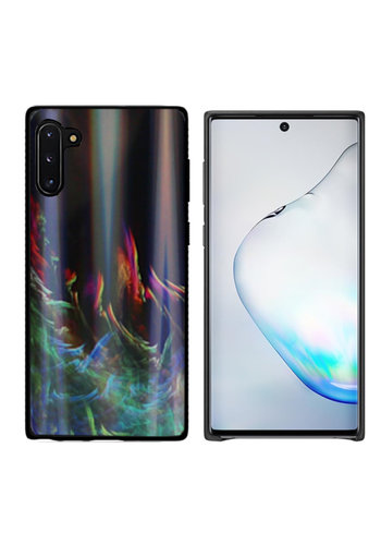 Colorfone Aurora Glass Note 10 Groen