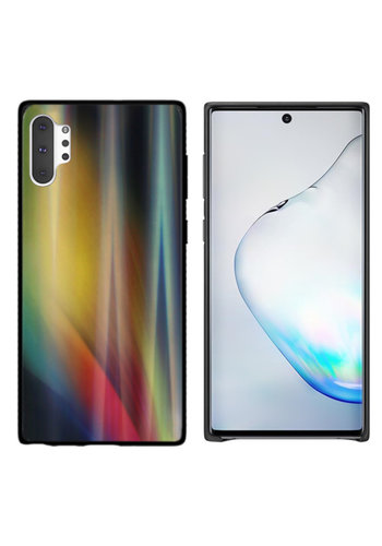 Colorfone Aurora Glass Note 10 Plus Geel