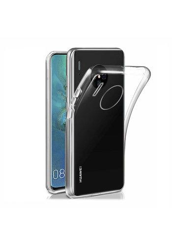 Colorfone CoolSkin3T Mate 30 Pro Transparent White