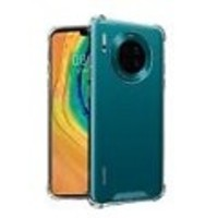 Backcover Anti-Shock TPU + PC voor Huawei Mate 30 Lite Transparant