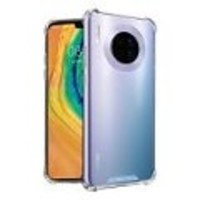 Backcover Anti-Shock TPU + PC voor Huawei Mate 30 Pro Transparant
