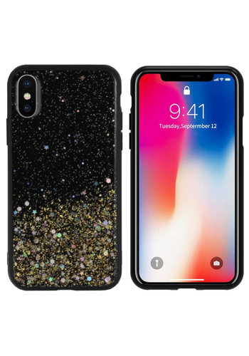 Colorfone Spark iPhone Xs Max Goud