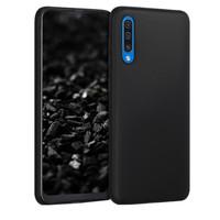 Hoesje CoolSkin Slim Samsung A50S Zwart