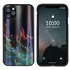 Colorfone BackCover Aurora Glass do Apple iPhone 11 Pro (5.8) Zielony