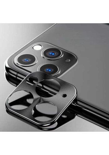 Colorfone Metal Camera Lens Protector iPhone 11 Pro (5.8)/11 Pro Max (6.5) Zwart