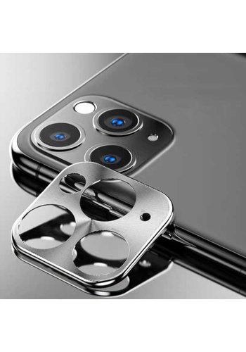 Colorfone Metal Camera Lens Protector iPhone 11 Pro (5.8)/11 Pro Max (6.5) Zilver