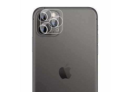 Colorfone Protecteur d'objectif d'appareil photo iPhone 11 Pro (5.8) / 11 Pro Max (6.5) Transparent